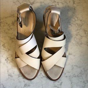 Loeffler Randall strappy sandals